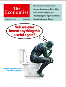 Economist-Innovation Cover